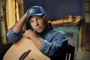 GARTH BROOKS, LIVE FROM LAS VEGAS